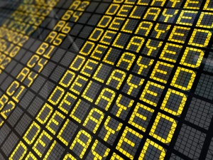 flight-delay-sign